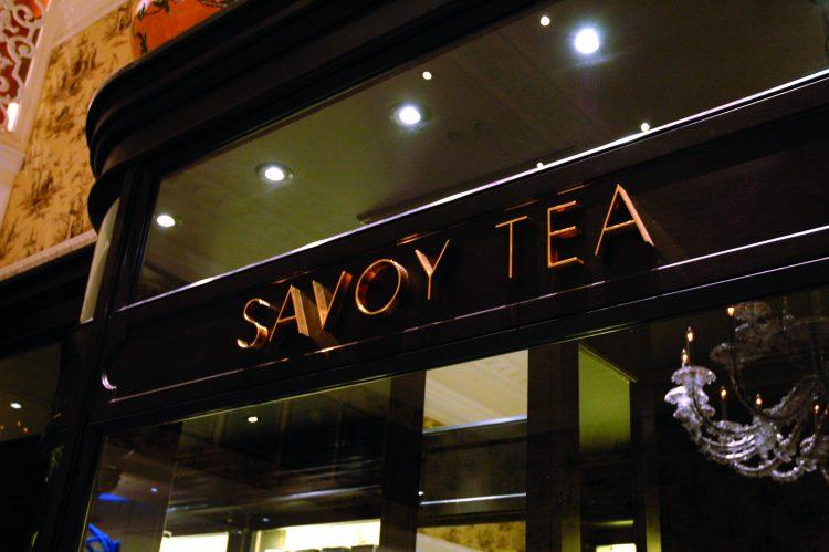Savoy Tea